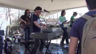 Sentimental City Romance Live Performance at the Grackle Austin, Te...