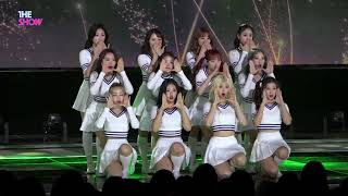 FanCam, LOONA, Hi High [THE SHOW 180911] 60P