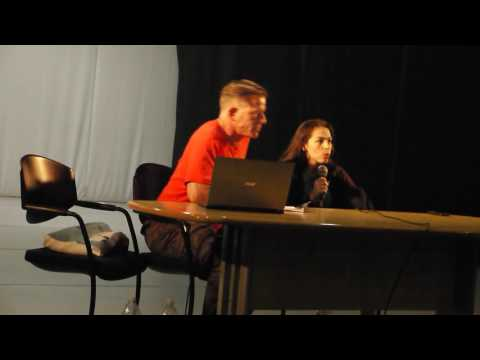 Palestra sobre Martha Graham - IV Congresso Brasileiro de Dança Moderna 2014 - parte 1