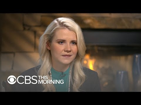 """Elizabeth Smart """"concerned"""" for the public ahead of kidnapper's release"""