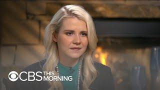 "Elizabeth Smart ""concerned"" for the public ahead of kidnapper"
