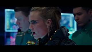 Valerian and the City of a Thousand Planets Locating The Commander Scene (2017)