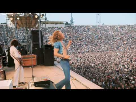 Led Zeppelin - The Rain Song (Live 1973 TSRTS)