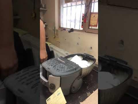 Fakir 1800 süpürge kablo sarıcı tamiri