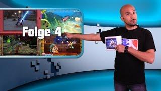Level AB! # 4 | Kirby U Preview | Xenoblade N3DS Test | Codename STEAM Vorschau | Gurke des Tages