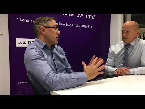 Piotr Macieja, Director, Dentons Business Services EMEA