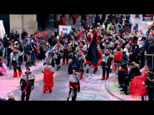 2013 Carnaval de Bienne | Cortège