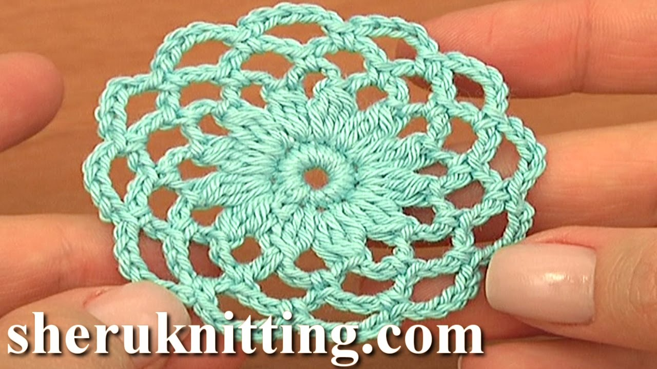 Crochet round motif tutorial 10 part 1 of 2 crochet circle pattern crochet round motif tutorial 10 part 1 of 2 crochet circle pattern youtube bankloansurffo Gallery