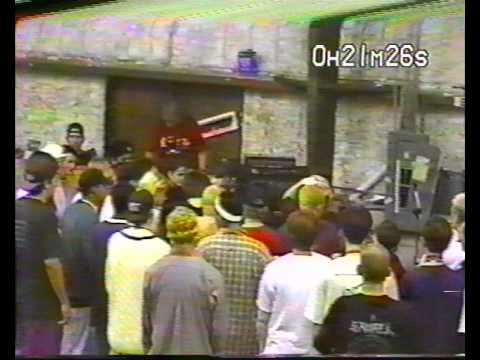 Chokehold at Thee Brothel Melbourne Fl 1996