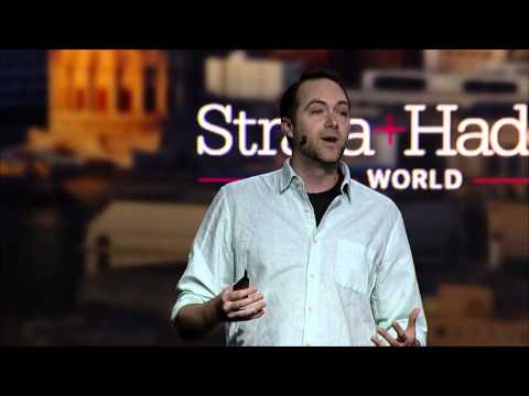 """The Future of Data Visualization"" - Jeffrey Heer (Strata + Hadoop 2015)"