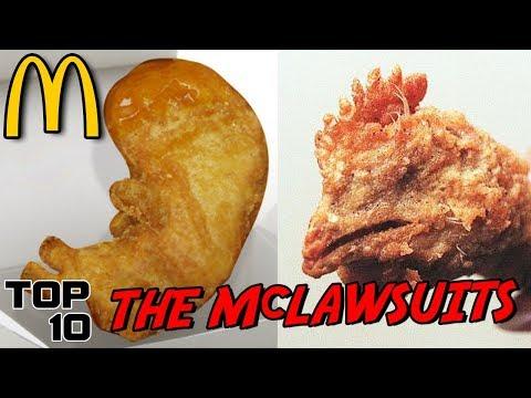 Top 10 Insane McDonalds Scandals