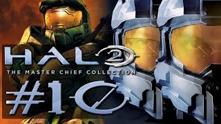 Halo 2: The Master Chief Collection #10 - Vollschmarn an der Seilbahn - (60 FPS)