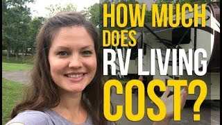 How Much Does RV Living Cost?