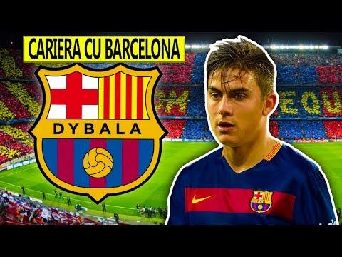 Transfer Bomba In Europa - Paulo Dybala Semneaza Cu Barcelona