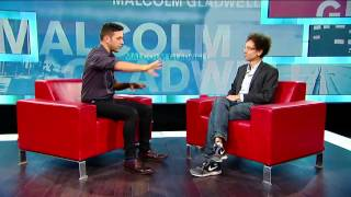 Malcolm Gladwell on George Stroumboulopoulos Tonight: INTERVIEW
