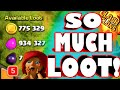 """Clash of Clans - """"THE BEST PLACE TO FARM LOOT!"""" INSANE 1.6 Million Raid + Farming Up Resources!"""