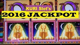 ★2016 JACKPOT ★☆ KURI Slot