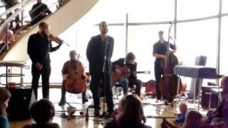 The Miserable Rich : Chestnut Sunday & For A Day : De La Warr Pavilion Bexhill : 30.8.09