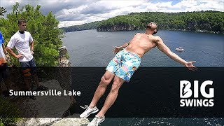 Download Video Summersville Lake Meet-Up - West Virginia Cliff Jumping MP3 3GP MP4