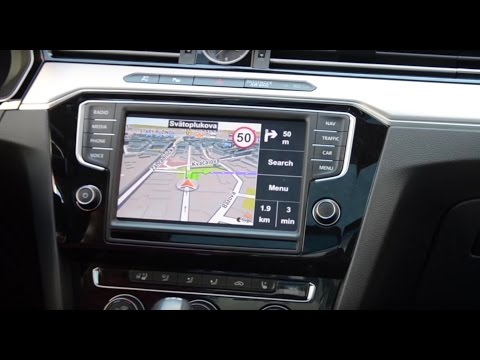 Sygic Car Navigation - How it Works