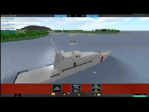 Roblox USCG Patrol [E-1] Seamen Recruit