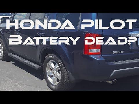 Honda Battery Dies Overnight? Super Common Easy Fix!