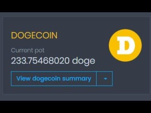 Coinpot 233 Doge çektim internetten para kazanma