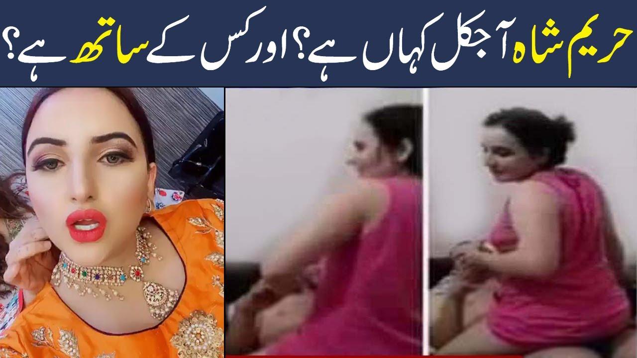 Download Hareem Shah New Viral Video 2021   Shan Ali TV