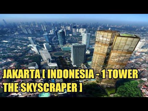 Jakarta Indonesia - One North Tower - Skyscraper Center, On Progres [ Dec.2018 ]