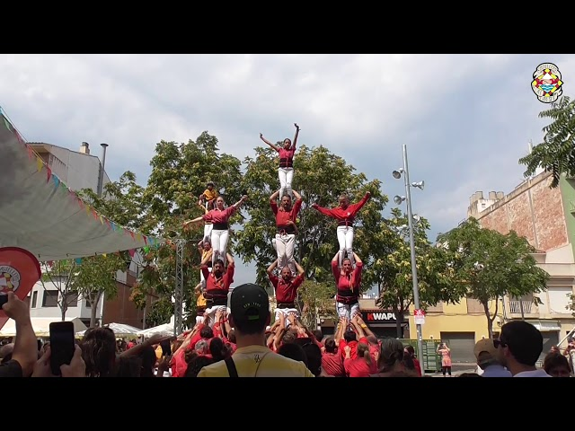 Vano P5 Castellers Alt Maresme @ Pineda de Mar -Festa Major-(01/09/2019)