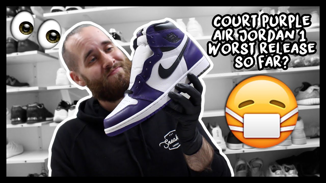 UNBOXING THE WORST QUALITY AIR JORDAN 1's OF 2020