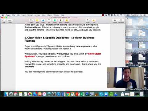 5-Step Business Model for Coaches & Consultants