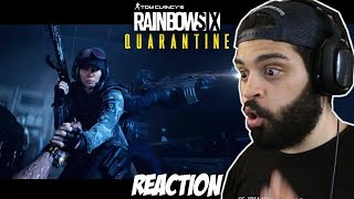 Rainbow Six Quarantine: E3 2019 Teaser Trailer Reaction