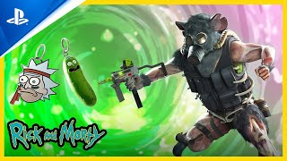 Rainbow Six Siege - Rick and Morty Bundles Trailer | PS4