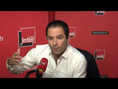 Benoît Hamon répond aux questions de Marc Fauvelle