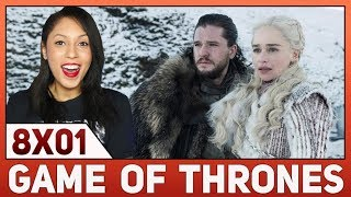 Game Of Thrones : Saison 8 Episode 1 / Review & Théories