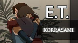 KorrAsami | E.T. (KATFYR Dubstep Remix) [Korra X Asami]