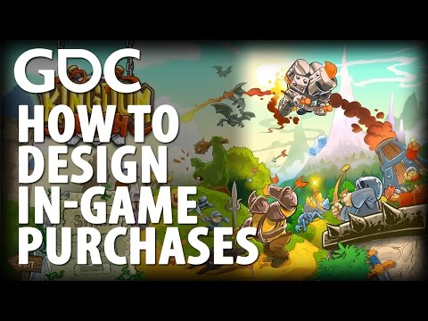 How to Design In-Game Purchases