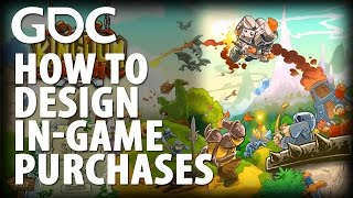 How To Design In Game Purchases