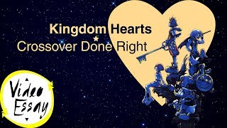 KINGDOM HEARTS: Crossover Done Right   Me from the Past