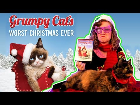 Grumpy Cat's Worst Christmas Ever 2014 Movie Nights