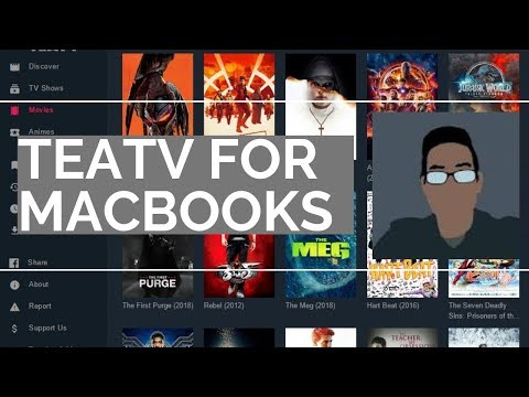 Teatv for Macbooks - Free movies and TV Shows - Showbox Alternative