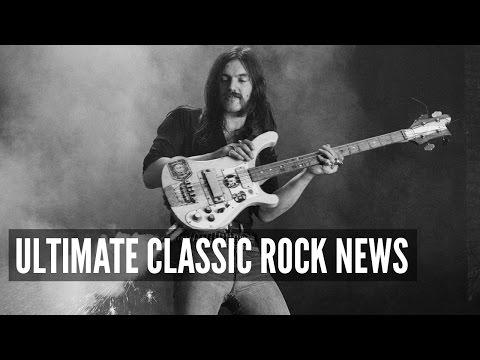 Motorhead's Lemmy Kilmister Dies