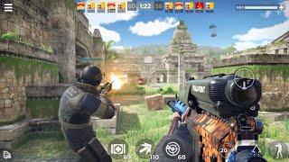 AWP Mode: Elite online 3D FPS #2 | Sniper game | Mobile game | Skeleton Play