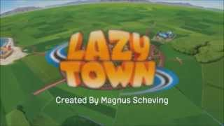 Lazy Town - Welcome To Lazy Town (Instrumental)