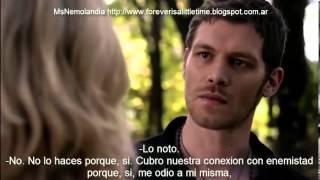 Klaus y Caroline - 5x11 Subtitulos en español