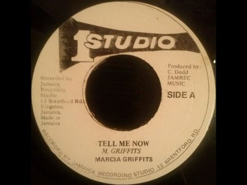 Marcia Griffiths - Tell Me Now + Sound Dimension - Version