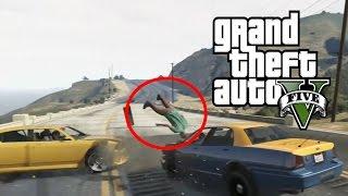 best car crash compilation 3 in grand theft auto 5 gta v