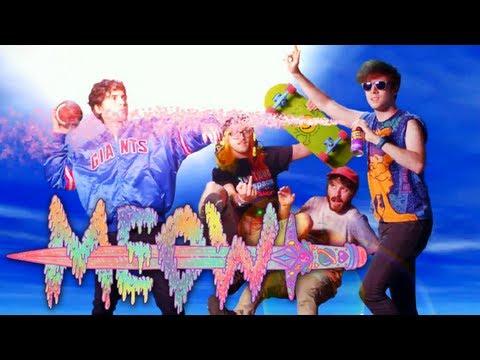 Anamanaguchi - 「MEOW」 (Official Music Video)