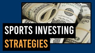 Sports Betting Strategies That Work - Data Driven Theories
